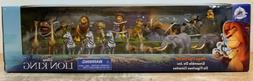 Disney's The Lion King MEGA Figurine Set 18 Piece Play Set A