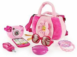SainSmart Jr. Toddler Purse My First Purse with Pretend Play