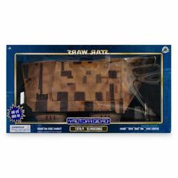 Sandcrawler Playset + Jawa & Gonk Figures Droid Factory Disn
