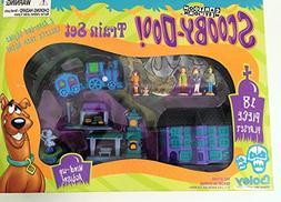 Scooby-Doo Train Set ~ 18 Piece Playset Cartoon Network