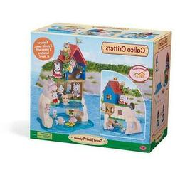 Calico Critters Secret Island Playhouse Playset
