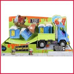 – Series 2 Potty Wagon W Gross Collectible Figures For Kid