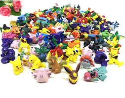 Pokemon Pikaqiu Monster Toy | Set Of 20 | Collectible Action