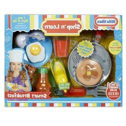 Little Tikes Shop 'n Learn Breakfast Play Set