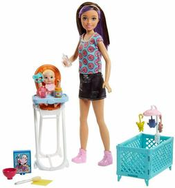 Baby Doctor Playset Mattel L9445 2008 Barbie I Can Be.
