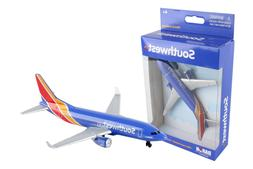 SOUTHWEST AIRLINES MINIATURE AIRPLANE DARON TOYS DIECAST NIB