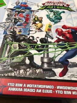 Marvel Spider-Man Web City Showdown Play Set  Sinister 6 Spi