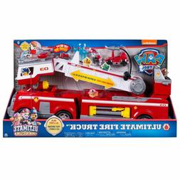 Spin Master NICKELODEON PAW PATROL ULTIMATE RESCUE FIRETRUCK