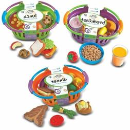 Learning Resources New Sprouts Bundle of Breakfast, Lunch an