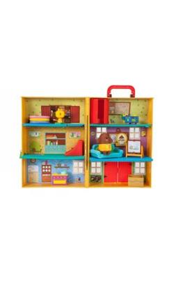 Hey Duggee Squirrel Clubhouse Playset Ages 2+ New Toy Play B