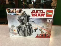 LEGO Star Wars First Order Heavy Scout Walker #75177 Buildin