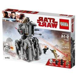 LEGO Star Wars First Order Heavy Scout Walker 75177 Building