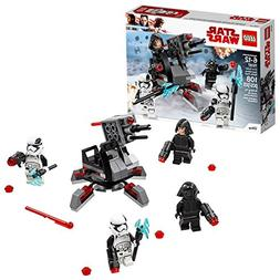 LEGO Star Wars: The Last Jedi First Order Specialists Battle