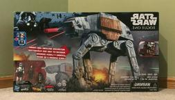 STAR WARS ROGUE ONE RAPID FIRE IMPERIAL AT-ACT NERF DISNEY H
