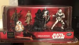 Star Wars The Force Awakens Figurine Playset Disney Exclusiv