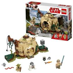 LEGO Star Wars: The Empire Strikes Back Yoda's Hut 75208 B