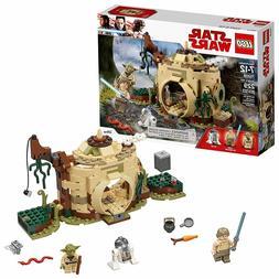LEGO Star Wars: Yoda's Hut Building Play Set 75208 NEW Facto