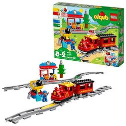 LEGO DUPLO Steam Train 10874 Remote-Control Building Blocks