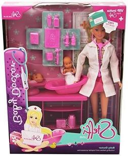 Steffi Love Baby Doctor Fashion Dolls Accessory Play Set