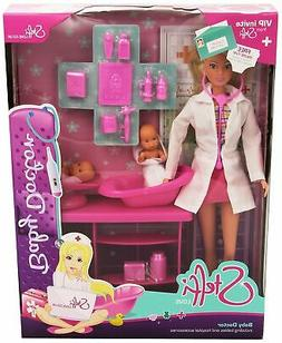 Steffi Love Baby Doctor Fashion Dolls & Accessory Play Set