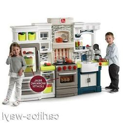 8017c7ae4625 STEP 2 ELEGANT EDGE PLAY SET KITCHEN KID... By Step2