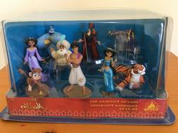 Disney Store Aladdin Deluxe 9 PVC Figure Figurine Play Set C