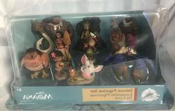 store moana deluxe figure playset play set