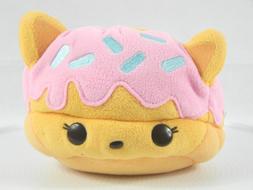 Num Noms Strawberry Ice Cream Cone Plush Scented Toy Brand N