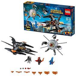 LEGO DC Super Heroes Batman: Brother Eye Takedown 76111 Buil