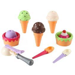 Liberty Imports Sweet Treats Ice Cream Parlor Fast Food Play