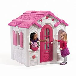 Step2 Sweetheart Playhouse, Pink and White