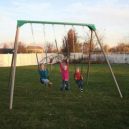 Lifetime 10 foot Swing Set