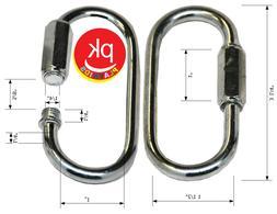 Swing Set Quicl Link Spring Clip, Snap Hook, Swing Set Hardw