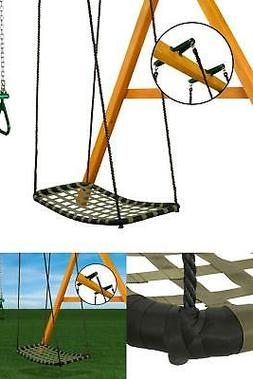 swing with brackets gorilla playset durable steel