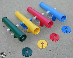 Swingset Accessory,Toy Telescope,Plastic Telescope,playgroun