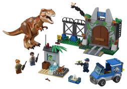 LEGO Juniors/4+ Jurassic World T. rex Breakout 10758 Buildin