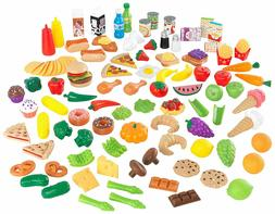 KidKraft Tasty Treats Play Food Set  FREE Shipping
