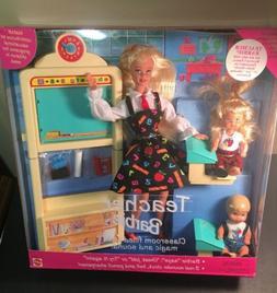 Mattel Teacher Barbie Doll Set