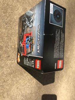 LEGO Technic 42084 Hook Loader Building Kit  New Wear
