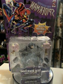The Amazing Spider-Man Special Collector Series  Total Armor