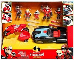 the incredibles 2 junior super family 8
