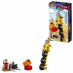 LEGO The Lego Movie 2 Emmet's Thricycle! 70823 Playset Toy