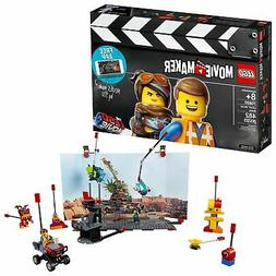 THE LEGO® MOVIE 2™ MOVIE MAKER Building Kit For Kids Buil