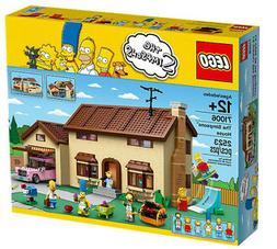 LEGO The Simpsons House Play Set  NIB