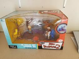 "The Simpsons McFarlane Toys ""Island Of Dr. Hibbert"" Deluxe B"