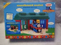Thomas Friends Deluxe Roundhouse Electronic Play Set LC8102.