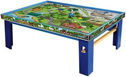 Thomas & Friends Wooden Railway Island of Sodor Play Table -