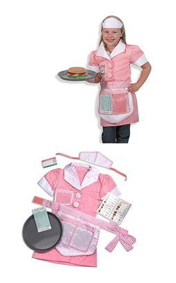 Toddler Girl's Melissa & Doug 'Waitress' Costume