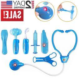 Toddler Boy Toy Medical Kit Doctor Pretend Play Set Girl Dev