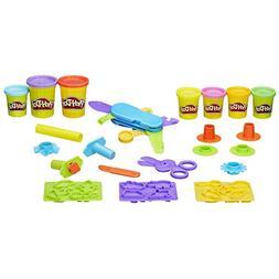 New! Play-Doh Toolin' Around 15-PIECE Tool Playset